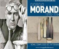 Locandina: Giorgio Morandi al Complesso del Vittoriano