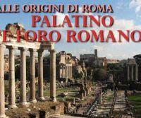Locandina: Il Foro romano e il Palatino