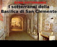 Locandina: I sotterranei della Basilica di San Clemente