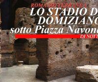 Locandina: I sotterranei di Piazza Navona e lo stadio di Domiziano