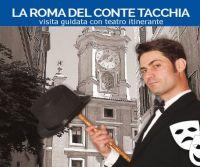 Locandina: La Roma del Conte Tacchia