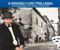 Locandina: A spasso con Trilussa...