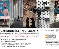 Locandina: Tre giorni di street photography