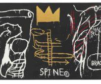 Locandina: Omaggio al pittore Jean-Michel Basquiat