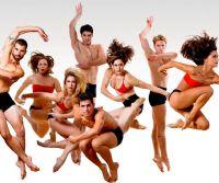 Locandina: Parsons Dance