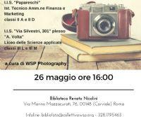 Locandina: Bibliofoto: scrivere con la luce fotografare le parole