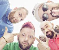 Locandina: Boomdabash in concerto
