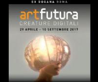 Locandina: ArtFutura Creature Digitali