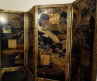 Locandina: Giappone. Esposizione di lacche dalle collezioni del MNAO