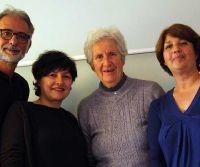Locandina: E adesso? Cantata per Falcone e Borsellino