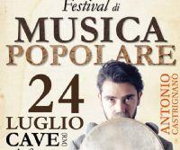 Locandina: Festival di Musica Popolare