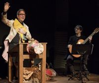 Locandina: Pino Strabioli racconta Sergio Tofano (e i cavoli a merenda)