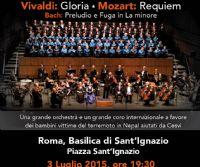 Locandina: Concert for Nepal