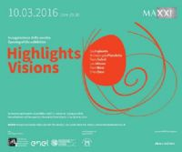 Locandina: Highlight / Visions