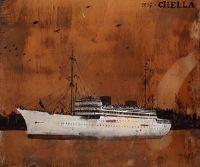 Locandina: Bon Voyage… Viaggio immaginario del dottor Destouches, Bardamu, L.F. Céline