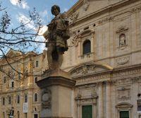 Locandina: Sulle tracce di san Filippo Neri e il trionfo del Barocco romano: SANTA MARIA IN VALLICELLA (Chiesa Nuova)