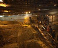 Locandina: La città sotterranea dell'acqua e il Rione Trevi