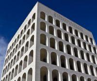 Locandina: L'EUR e l'architettura del ventennio