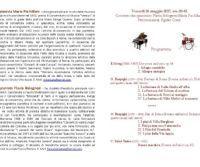 Locandina: Concerto duo pianistico Bolognesi Milani