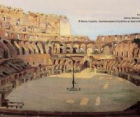 Locandina: Colosseo. Un'icona