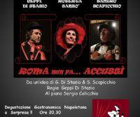 Locandina: ROMA NUN FA.. ACCUSSI'