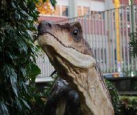 Locandina: Dinosauri in carne e ossa