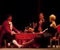 Locandina: Il borghese gentiluomo di Molière