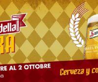 Locandina: Festival della Birra 2016 - Villa Torlonia Roma