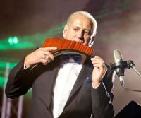 Locandina: Gheorghe Zamfir e la sua band