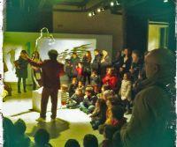 Locandina: Festival del Teatro dei Quartieri