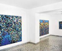 Locandina: Prima antologica di Giancarlo Limoni