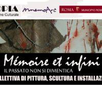 Locandina: Mémoire et infini. Il passato non si dimentica