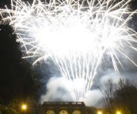 Locandina: La Girandola di Roma e la festa dei Santi Pietro e Paolo