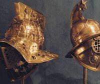 Locandina: Elmi dell'Impero Romano