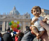 Locandina: La Benedizione dei Bambinelli