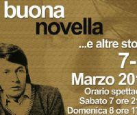 Locandina: La buona novella e altre storie... il testamento di Faber in concerto