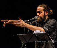 Locandina: Claudio Morici legge tutto