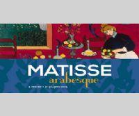 Locandina: Matisse. Arabesque