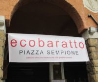 Locandina: EcoBaratto Montesacro