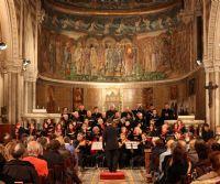 Locandina: Coro dell'Aventino a St. Paul
