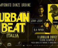 Locandina: Urban Beat Italia