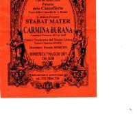 Locandina: Concerto di musica sacra e profana