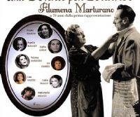 """Locandina: """"Una donna per Eduardo"""" su Filumena Marturano"""