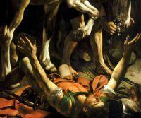 Locandina: Nei Luoghi di Caravaggio