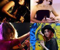 Locandina: Incantautrici di voce corde e tasti