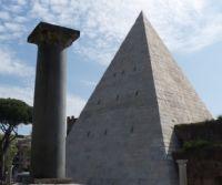 Locandina: Piramide Cestia. Apertura Straordinaria