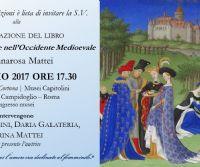 Locandina: L'enigma d'amore nell'Occidente Medioevale