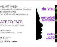 Locandina: De Visu, Face to Face