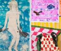 Locandina: Kiki Smith & Betty Woodman