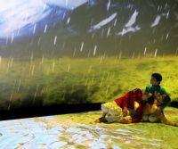Locandina: Teatro di Piazza o d'occasione: Kindur